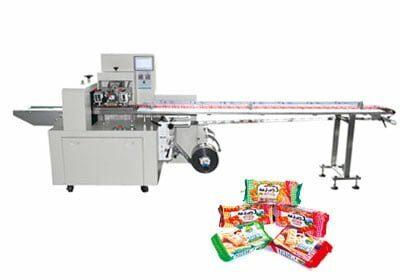 Flow wrapper SP3000