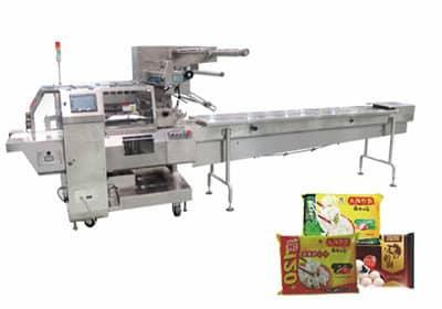 Flow wrapper SP602