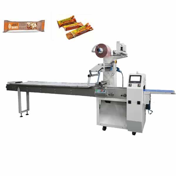 Cereal-bar-packing-machine